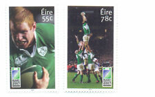 Ireland- Rugby World Cup mnh (1865/6)