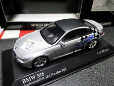 1/43 BMW M6 IAA-Sondermodell Frankfurt 2007 MINICHAMPS limitiert 500 pcs MINT !