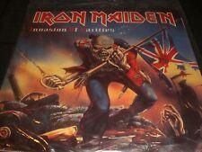 IRON MAIDEN   Invasion of Rarities  vinyl 2 LP unplayed