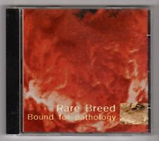 (GZ166) Rare Breed, Bound For Pathology - 1998 CD