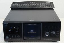 SONY DVP-CX985V DVD PLAYER WITH KEYBOARD