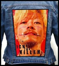 ICHI THE KILLER --- Giant Backpatch Back Patch / Japanese Movie Kakihara Manga