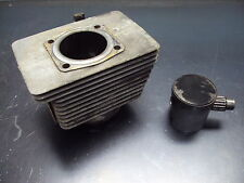 1980 80 SKI DOO CITATION 377 ROTAX 4500SS SNOWMOBILE PISTON CYLINDER JUG ENGINE