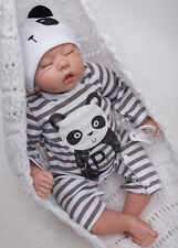 "20"" Handmade Reallike Full Body Silicone Reborn Baby Newborn Boy Doll Collection"
