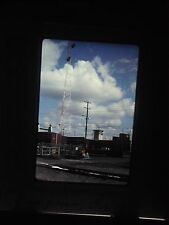 slide SP DEPOT Eugene Oregon Railroad Train Station Yard Car RR Engine Cargo a