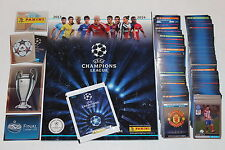 Panini CHAMPIONS LEAGUE 2013/2014 13/14 - KOMPLETTSATZ COMPLETE SET + ALBUM MINT