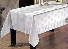 Teflon Coated Stainproof Spillproof Tablecloth