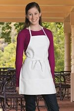 Uncommon Threads Youth Apron, 2 Divisional Pockets, One Size 3007