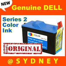 New Genuine Dell Series 2 Color Ink for Dell A940/A960 AIO #7Y745/310-3541/C898T