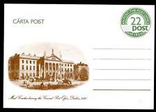 IRELAND - IRLANDA - Intero post. - 1984 - (P14) - Postini che lasciano l'Ufficio
