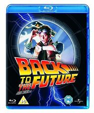 Back to the Future Part 1 Blu Ray New Sealed UK Original 1st First Movie Film