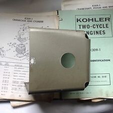 Vintage Arctic Cat  Kohler K309-1 Single Cylinder Top Air Shroud Cover