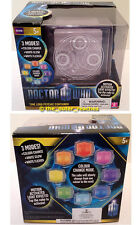 Doctor Who TIME LORD PSYCHIC CONTAINER Light Effect Lamp Cube VARIANT Version