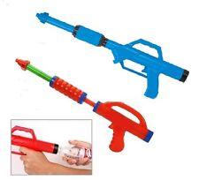 Cola Water Gun Fight Blaster Super Soaker Gun Fits Screw Top Bottles