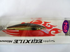SHIMANO Sephia EGIXILE minnow  70mm/7.5g  UV COLOR / AJI  squid jig egi