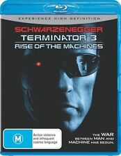 Terminator 3 - Rise Of The Machines : NEW Blu-Ray