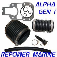 Bellows Kit for Mercruiser R, MR, Alpha Gen I Sterndrives