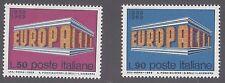 ITALY SC# 1000-1001 MNH Europa (1969)