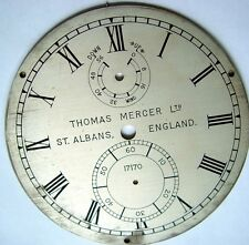 The Dial for marine chronometer  THOMAS MERCER # 17170. Spare parts