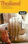 Fodor's Thailand, 10th Edition: With Side Trips to Cambodia & Laos-ExLibrary