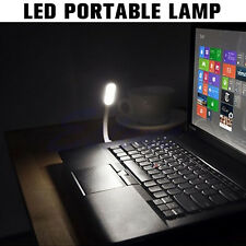 Flexible Mini USB LED Light Lamp For Computer Notebook Laptop PC Reading Br
