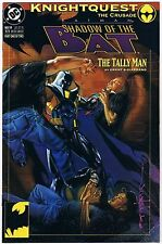 1993 Knightquest The Crusade Batman Shadow Of The Bat The Tally Man 19 Pt.1 DC