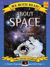 We Both Read-About Space (Third Edition) by Jana Carson (2014, Paperback)