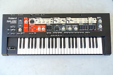 Roland SH201 Synthesizer Synth Keyboard SH-201 Near MINT