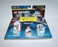 Lego Dimensions Portal 2 Level Pack 71203 Brand New Chell Sentry Turret Sealed