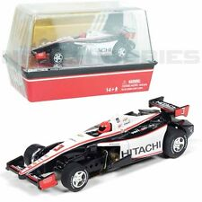 Auto World Super III Indy Car Helio Castroneves Hitachi #3 Slot Car HO / 1:64