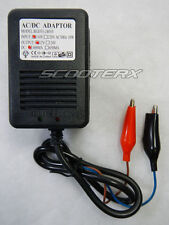 ScooterX 12 Volt AC/DC Battery Charger Electric Motor Scooter Car Boat Truck
