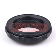 12-19mm M42 to M42 Mount Lens Adjustable Focusing Helicoid Macro Tube Adapter