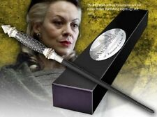 Harry Potter Narcissa Malfoy wand with Nameplate.Licensed Prop Replica Noble