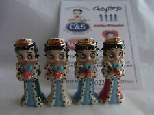 WADE WHIMSIE BETTY BOOP JUBILEE WHIMSIES LE 250 APPROX 1.5 INCHES