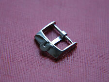 VINTAGE 16MM OMEGA STAINLESS STEEL WATCH STRAP BUCKLE