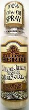 Filippo Berio Mild & Light Olive Oil Spray - 6 x 200ml