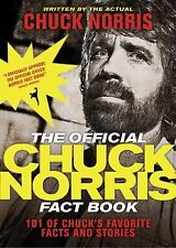 Chuck Norris - Official Chuck Norris Fact Boo (2009) - New - Trade Paper (P