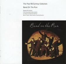 PAUL MCCARTNEY COLLECTION BAND ON THE RUN WINGS CD Jewel Case+GIFT Beatles