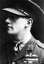 "James McCudden RAF Victoria Cross 1918, World War 1 6x4"" reprint"