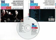 "THE SKIFFLE SESSIONS ""Live In Belfast"" (CD) Van Morrison,Lonnie Donegan... 2000"