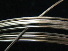 925 Solid Sterling Silver SQUARE Wire 18 Gauge 1 FOOT 100% RECYCLED Ecological