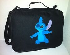 FOR DISNEY PIN TRADING PINS BOOK BAG BLUE  STITCH ALBUM DISPLAY CASE ALBUM