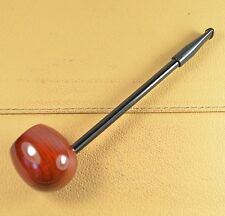 NEW Red Wood Round Tobacco Smoking Pipe Popeye pipe FRDL03