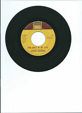 """1968 STEVIE WONDER """"FOR ONCE IN MY LIFE"""" 45 7"""""""