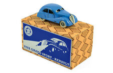 Renault Viva Grand Sport - Blue -  CIJ / NOREV DIECAST MODEL CAR - C31540