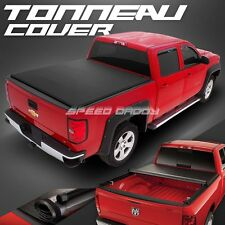 "SNAP-ON VINYL ROLL-UP TONNEAU COVER FOR 07-13 SILVERADO/SIERRA 5'8""FT SHORT BED"