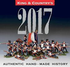 King & Country 2017 Desk Calendar for Toy Soldier Collectors