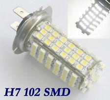 1pc Weiß H7 12V 102 SMD LED Scheinwerfer Auto KFZ Leuchte Birne Licht Lampen
