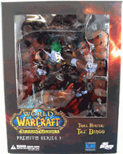 World Of Warcraft 6' Action Figure Premium Series 3 - Troll Hunter: Taz'Dingo