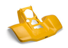 NEW SUZUKI LT250R PLASTIC YELLOW REAR FENDER PLASTICS LT 250R